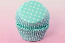 """500ea. 2"""" Assorted /Colors Polka Dot Cupcake Liners Muffin Dessert Baking Cup"""