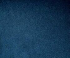 Banks Denim Navy Blue Durable Velvet Upholstery Valdese Fabric