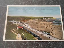 Vintage Colour Postcard Corner Cafe, Promenade+North Shore Scarborough  #148