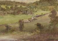 Orlando Greenwood RBA (1892-1989) - Early 20th Century Watercolour, Landscape
