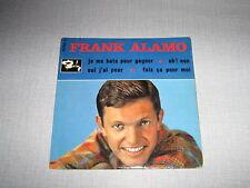 FRANK ALAMO EP FRANCE BEATLES