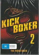 KICKBOXER 2: THE ROAD BACK - NEW & SEALED DVD