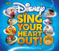 Disney Sing Your Heart Out (CD) Brand New Sealed