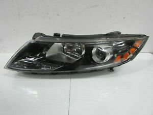2011 KIA OPTIMA OEM LEFT DRIVERS HALOGEN HEADLIGHT E1