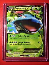 Pokemon card - Venusaur EX Holo XY Base Set Edition Ed 1/146 =1st M Ultra Rare
