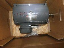 New Dayton 2N983G Motor 3 HP