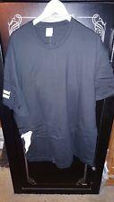 NWT Mens Nike Runnin and Gunnin Tee Shirt black size 3XL