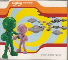 99 POSSE - a quello remix CD single
