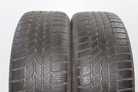 2x Continental 4x4WinterContact 255/50 R19 107V XL M+S, 7mm, nr 8414