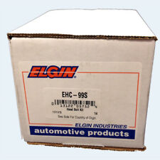 Elgin Engine Cylinder Head Bolt Set EHC-99S; Hex Head Black Steel for Chevy SBC