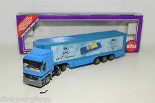 SIKU 3816 KOFFER-SATTELZUG TRUCK WITH TRAILER MERCEDES SSC 1998 MINT BOXED WERBE