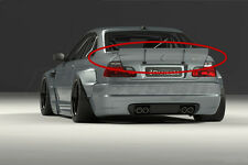 Hot FRP Rear Trunk Spoiler Wing Fit For E46 M3 Coupe GReddy Pandem Style Bodykit