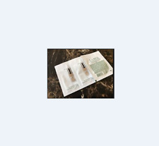 3X La Mer Soft Fluid Long Wear Foundation SPF 20 ~Natural 12~ Sample 0.05oz EA