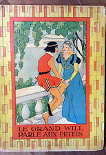 SHAKESPEARE 6 Contes merveilleux :Le grand Will parle aux petits Imp.FORTIN1937