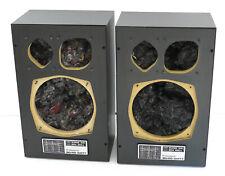 2x GRUNDIG SUPER HIFI BOX 850a Professional Lautsprecher-Gehäuse + 1 Jahr Gar.