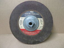"GRINDING WHEEL SKIL ABRASIVE 9"" #43692 THREADED ARBOR"