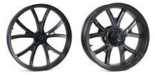 BST Torque TEK Carbon Fiber Wheels Rims Wheels Harley Davidson Softail Fat Bob