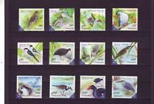 Vanuatu-sg1118-1129 MNH 2012 uccelli di Vanuatu Definitives 10V - 1000V