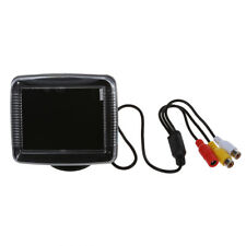 "LCD MONITOR 3.5 ""CAR CAMERA REVERSE DVD F8S7"