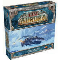 AEG - Last Aurora - Survival Racing Board Game -=NEW=-