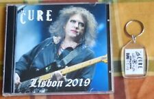 "THE CURE, FOB + FREE CD, ""LISBON 2019"" (The Cult, Bauhaus, The Mission, Numan)"