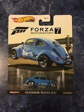 Hot Wheels Premium Retro Entertainment Volkswagen Classic Bug Forza 7 Motorsport