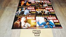 ethan coen NAKED MAN ! jeu 6 photos cinema lobby cards