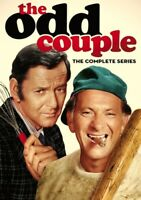 The Odd Couple: The Complete Series [New DVD] Boxed Set, Full Frame, Sensormat