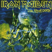 Iron Maiden-En vivo después de la muerte del álbum póster Giclée