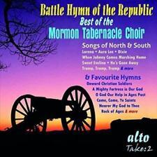 MORMON TABERNACLE CHOIR - VERY BEST OF MORMON TABERNACLE CHOIR NEW CD