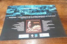 MADONNA - Plan média / Press kit !!! EVITA - ALBUM DOUBLE !!!