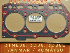 Head Gasket Yanmar/Komatsu 3TNE88, 3TNV88, 3D88, 3D88E (Asbestos Sheet)
