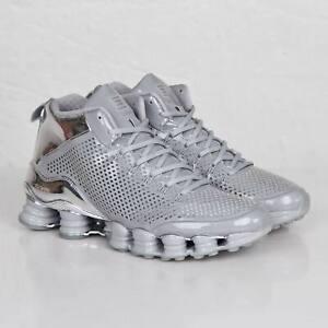 ** Nike Shox TLX Mid SP Trainers uk size 9 EUR 44 EU Size 10 **
