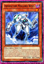 IMPERATORE MEKLORD WISEL SP13-IT047 Starfoil in Italiano YUGIOH STAR PACK