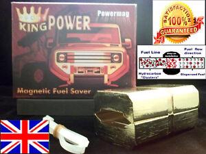 LARGE Magnetic Fuel Saver save 22% fuel for Truck Jeep 4x4 Van Bus Caravan Truck