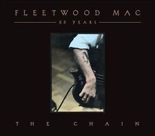 Audio Cassette 25 Years: the Chain - Fleetwood Mac - Free Shipping