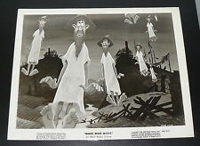 DISNEY MAKE MINE MUSIC 1946 ORIGINAL PHOTO STILL THE MARTINS AND THE COYS GHOSTS