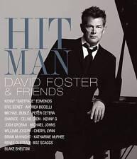 DAVID FOSTER AND & FRIENDS:HIT MAN~NEW BLU RAY~CELINE DION~JOSH GROBAN~BABYFACE
