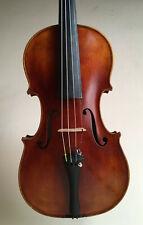 Old violin, Italian label, 4/4 size