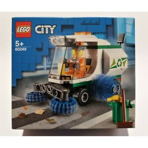 Lego City 60249 / Truck Cleaning Of Streets/New Box Sealed