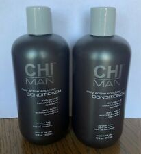 CHI Man Daily Active Soothing Conditioner 350ml/12oz All Hair Types Lot 2 700 ML
