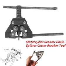 Motorcycles Scooter Chain Splitter Cutter Tool for Sizes 415 420 428 520 525 530