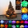 Waterproof 10M String 100 LED Christmas Tree Fairy Party Lights Xmas Lamp Decor