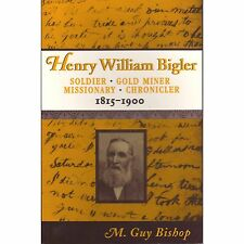 HENRY WILLIAMS BIGLER M. Guy Bishop 1998 Lg PB H1