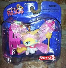 Littlest Pet Shop 2006 EXCLUSIVE PRINCESS FAIRY CAT 42 RARE & VHTF