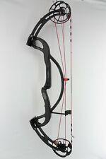 """PSE Carbon Air RH Carbon Flat Black Archery Compound Bow 54-70# DW 29"""" DL 32"""" AA"""
