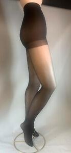 6 Pr Sheer Control Top Pantyhose Slightly Imperfect-4 sizes-Skintones or Black
