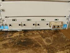 HP J8707A 4-Port 10-GbE W/ 10GBE Transceiver Port Switch 5400zl 8200zl