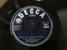 PEGGY COCHRANE . from GUYS AND DOLLS .A woman in love . If I were a Bell NR MINT