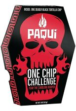 Paqui Carolina Reaper Madness One Chip Challenge Tortilla Chip - NIB